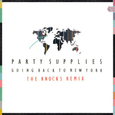 Close Party Supplies - Going Back To New York (The Knocks Remix) artwork