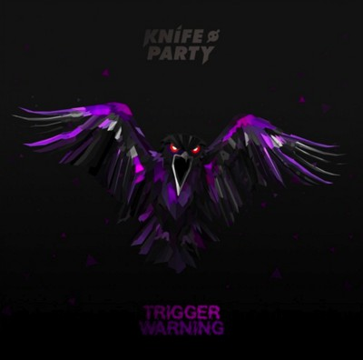 Knife Party Trigger Warning Ep Art re