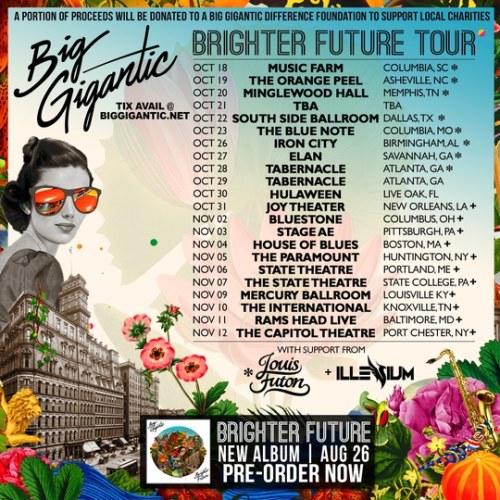 Brighter Future Tour