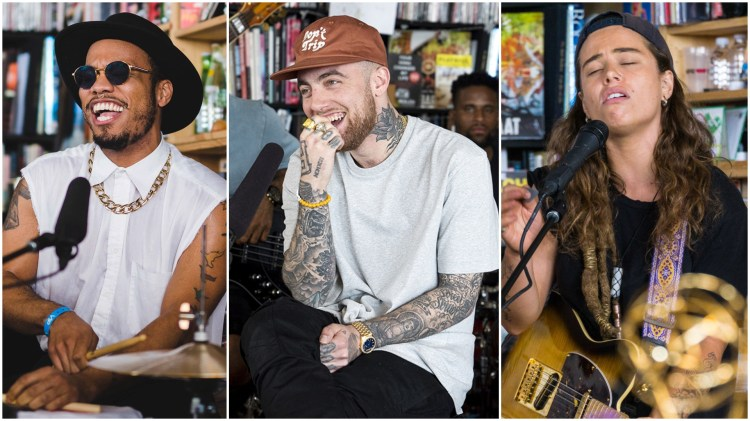 The 15 Best Tiny Desk Concerts Of All Time | Vol. 1