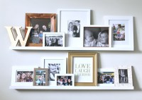 Family Gallery Wall  Made Simple - This Sweet Happy Life