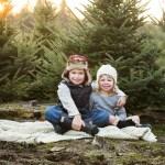 Tree Farm Family Holiday Photos This Sweet Happy Life