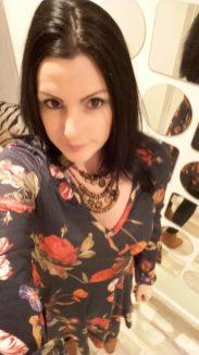 New Look floral skater dress 2