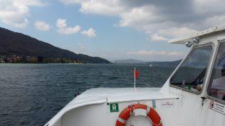 Boat trip Lake Annecy