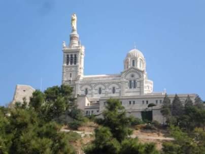 Notre Dame de la Garde Marseilles