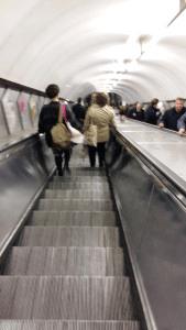 london-escalator