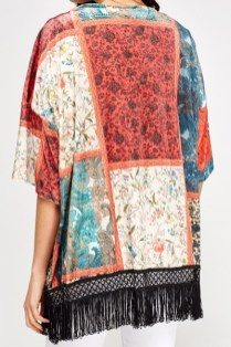 Everything 5 pounds mint and apricot kimono 2