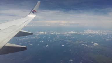 Flying with Malaysia Airlines