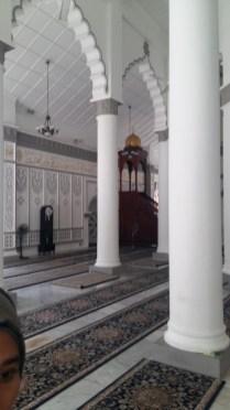 Inside Masjid Kapitan Keling 2