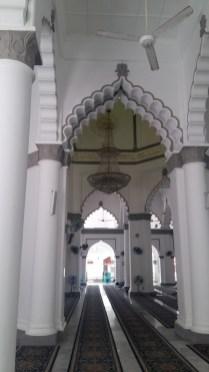 Inside Masjid Kapitan Keling