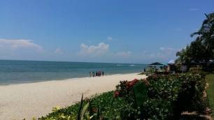 Holiday Inn Penang beach view
