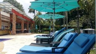 Holiday Inn Penang pool view 2