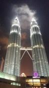Petronas Towers at night 5