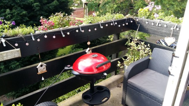 Andrew James electric barbecue