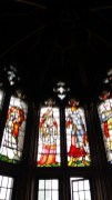 Cardiff castle stained glass windows 3