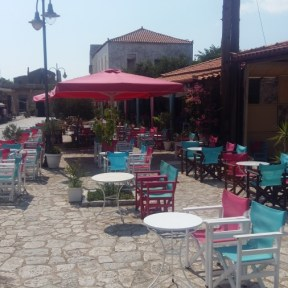 Areopoli cafe
