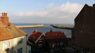 View from 199 steps