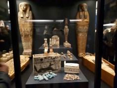 Egyptian display Vatican Museums