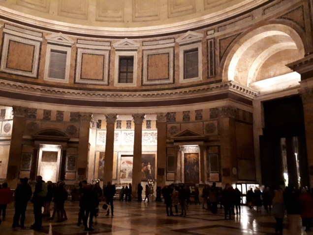 Inside the Pantheon 2