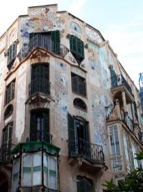 Edifici Casasayas Gaudi building Palma