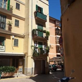 Palma balconies