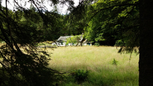 Isolated holiday home Gwydyr Forest Betws y Coed