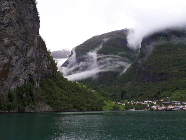 Nærøyfjord Gudvangen Norway