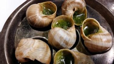 Snails in garlic butter (3)