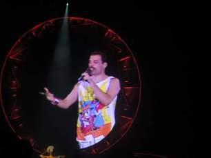 Homage to Freddie Mercury