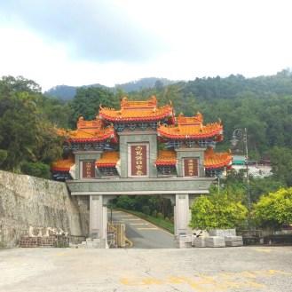 Kek Lok Si temple entrance