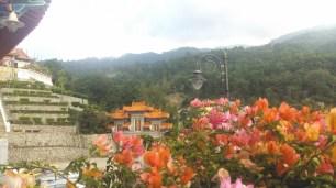 Kek Lok Si temple towards Penang Hill