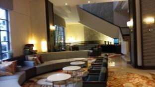 Holiday Inn Penang tower lounge