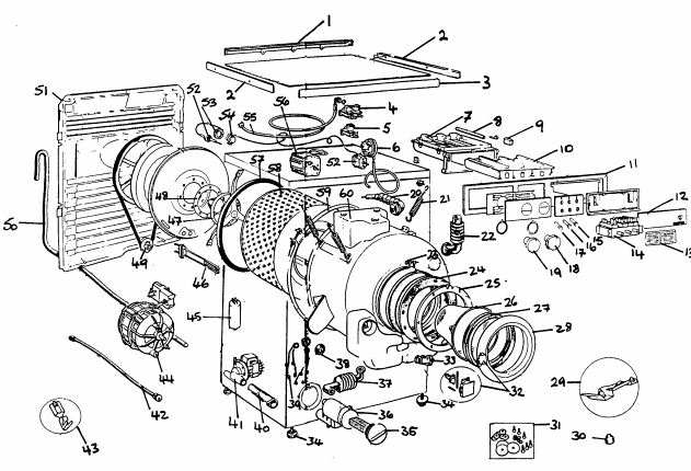 Philco Washing Machine Motor Wiring Diagram Washing