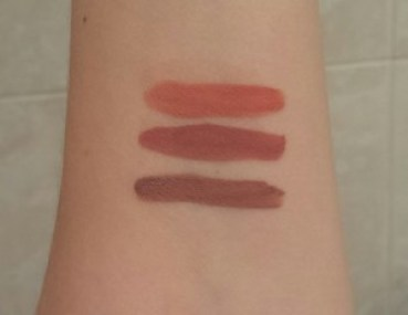 LC swatches