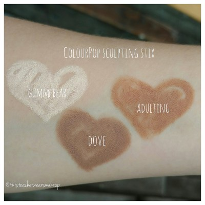 ColourPop Sculpting Stix