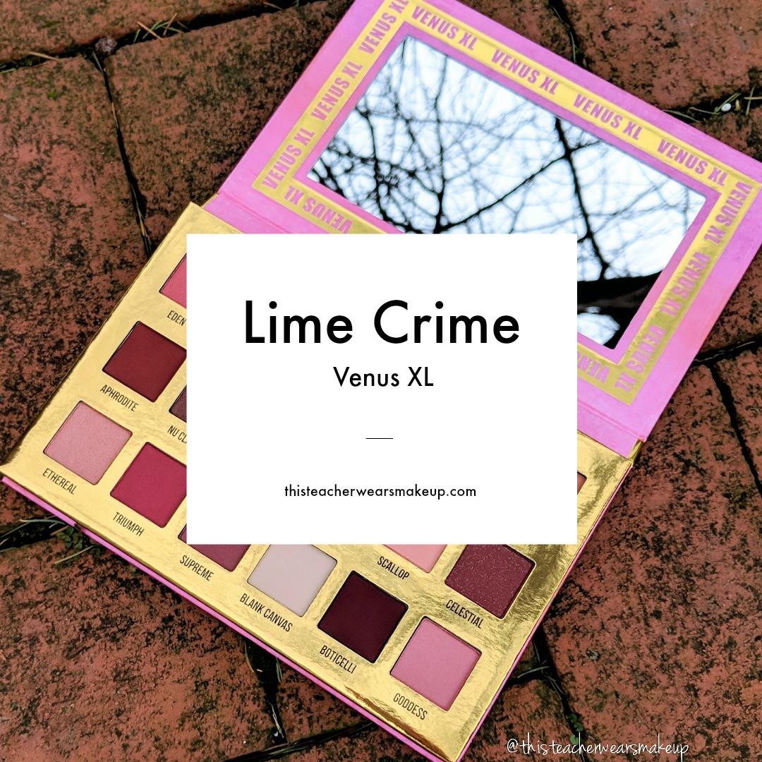 Lime Crime Venus XL