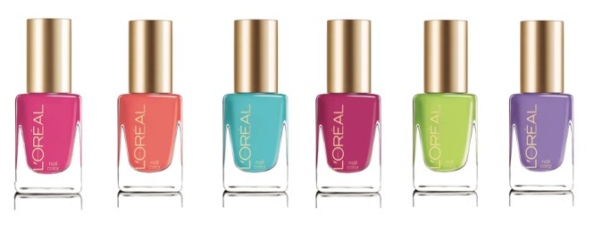 Loreal Nail Color Riche Swatches