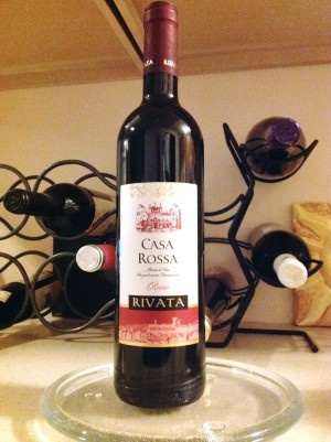 TTB Wine Review Rivata Casa Rossa
