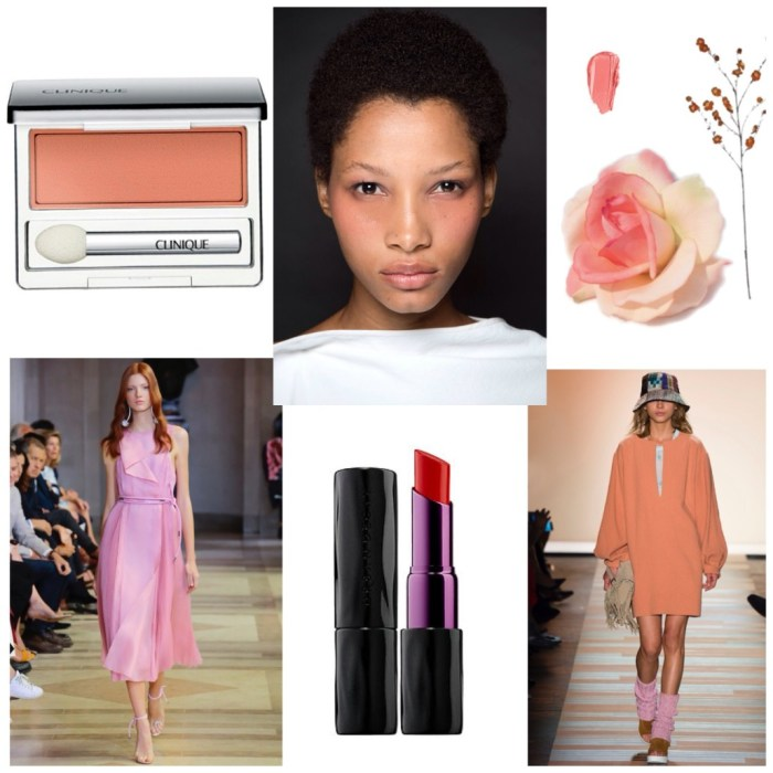 It's Peachy - NYFW Beauty Trend to Love