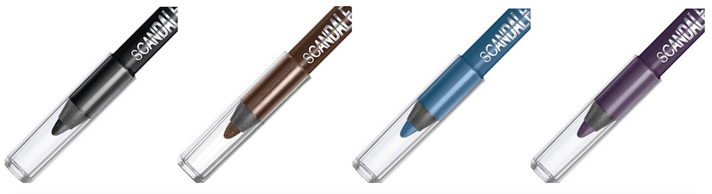 Rimmel Scandal Eyes Waterproof Eyeliner glitter makeup