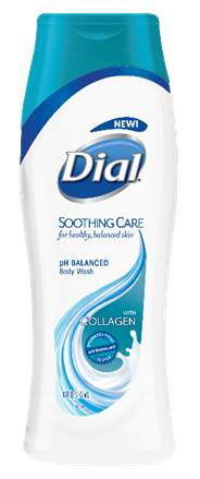 Dial Soothing Care Body Wash
