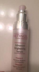 Retinol Advanced Brightening Serum