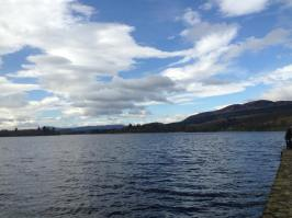Scotland's only Lake