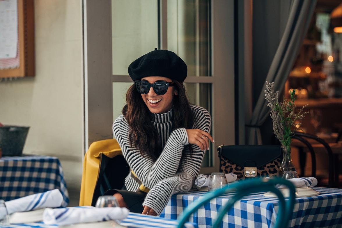Parisianing With Longchamp