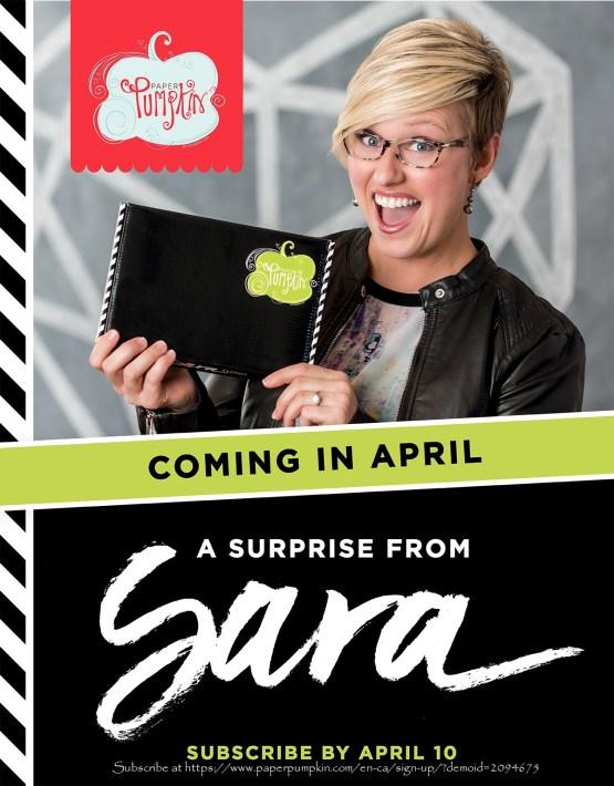 A Sara Thing