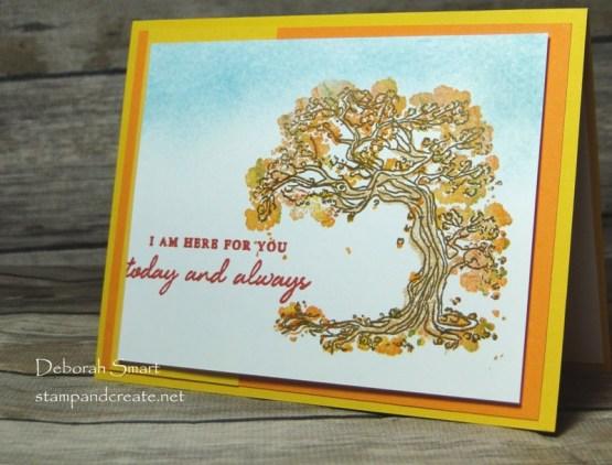 Fall Themed Tree
