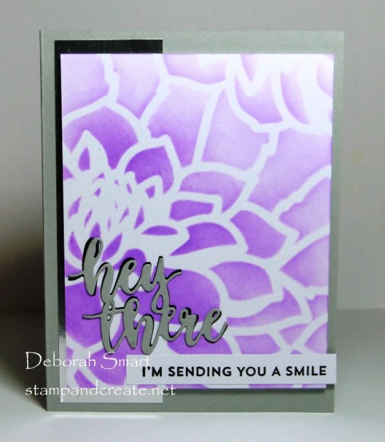 Mix and Match Stencils, Dies and Stamps
