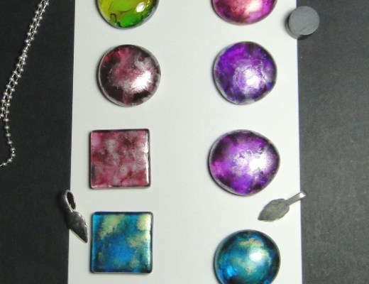 New Alcohol Ink Projects