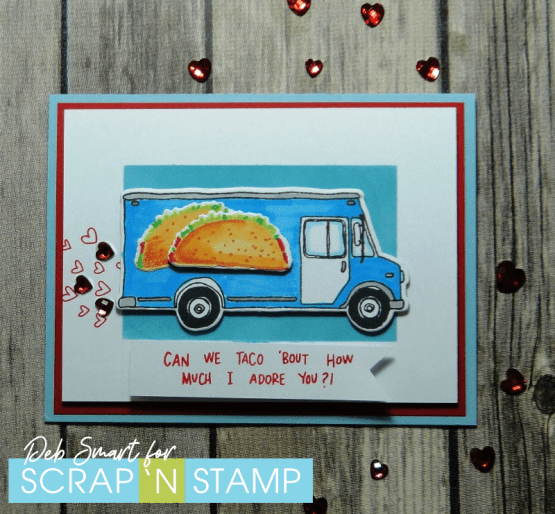 Scrap 'N Stamp Galentine's Blog Hop