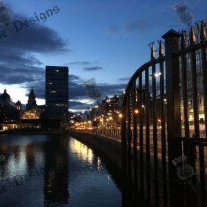 Photo Card - Albert Dock, Liverpool